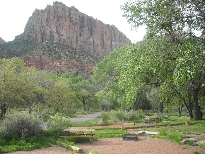 Campsite area 3B31