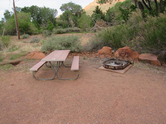Campsite area 3B2