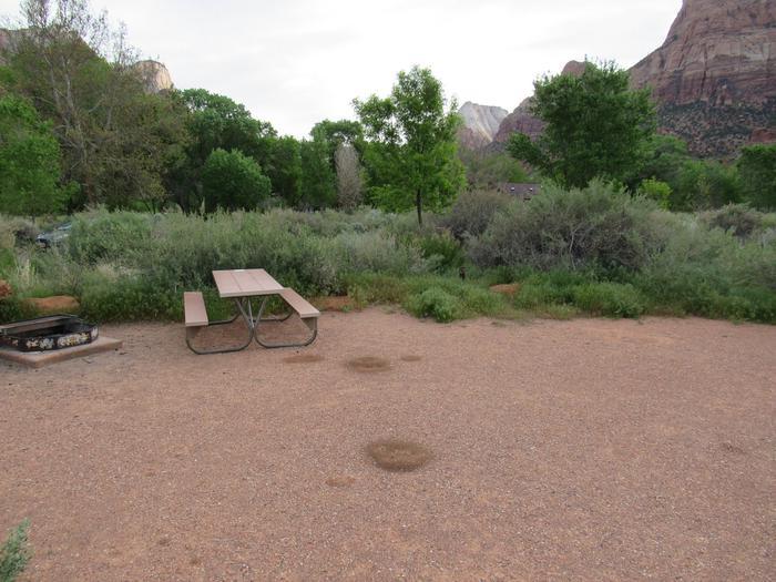 Campsite area 3B3