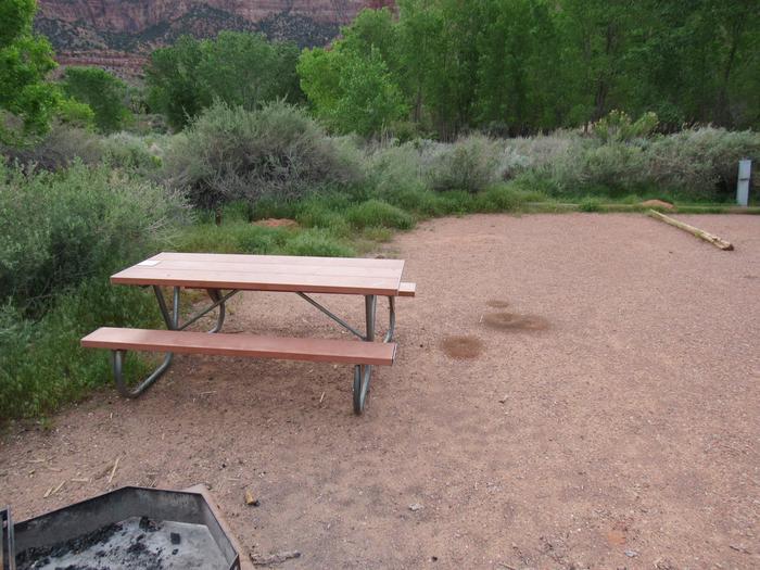 Campsite area 2B3