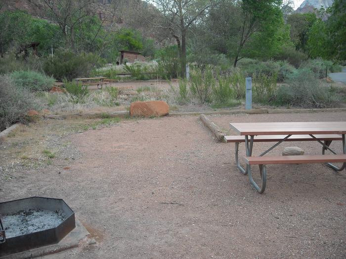 Campsite area 2B4