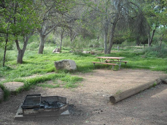 Campsite area 4B30