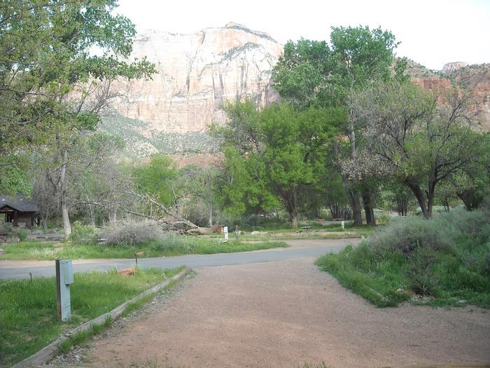 Campsite area 2B30