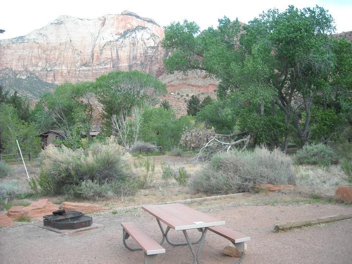 Campsite area 4B4
