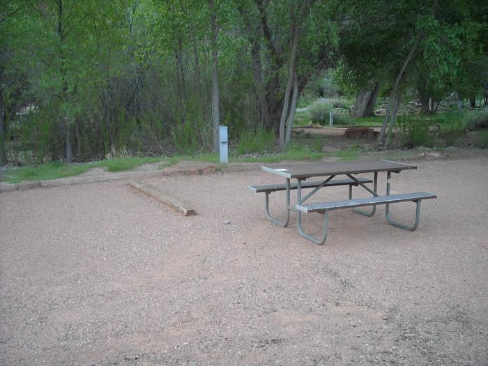 Campsite area 2B5