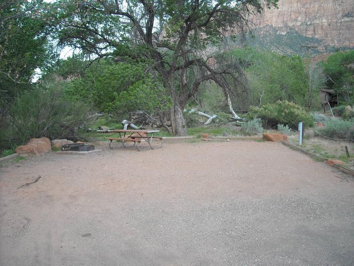 Campsite area 4B6