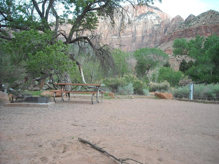Campsite area 2B6