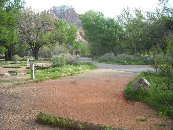 Campsite area 4B29