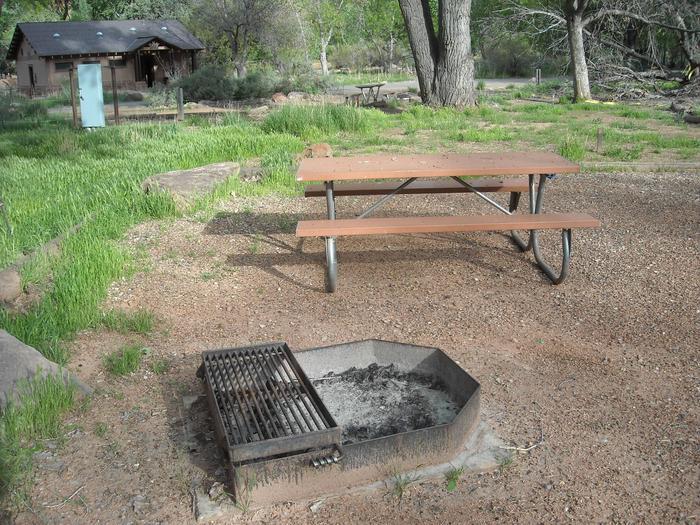 Campsite area 3B29