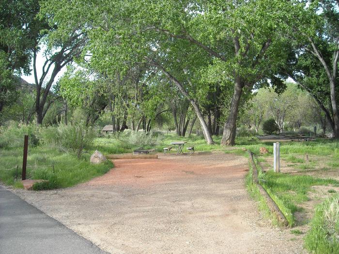 Campsite area 2B29