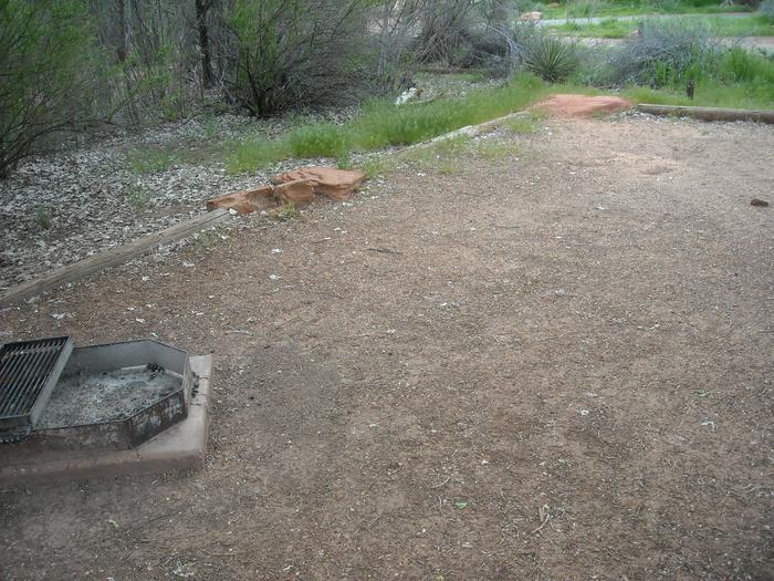 Campsite area 3B7