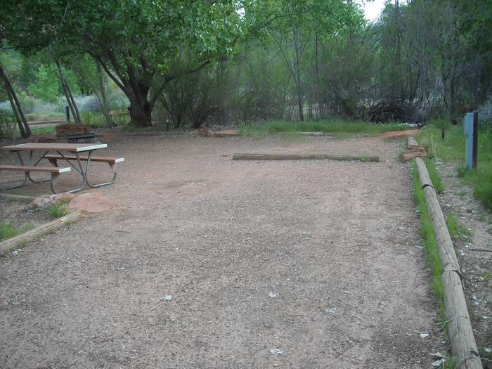 Campsite area 4B7