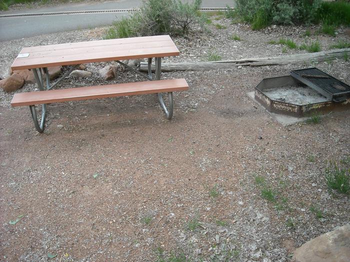Campsite area 2B8