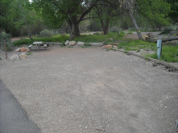 Campsite area 4B8