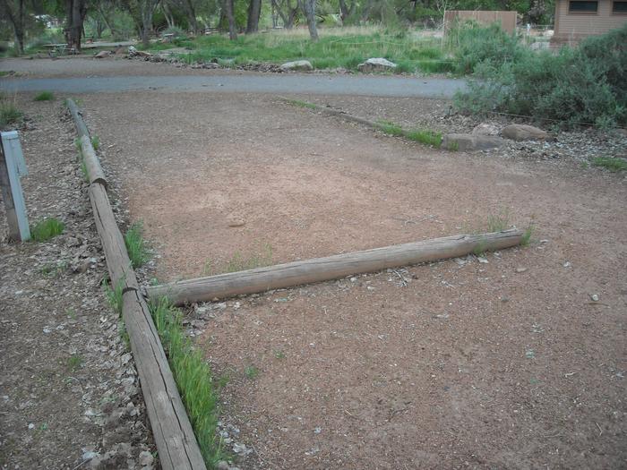Campsite area 2B9