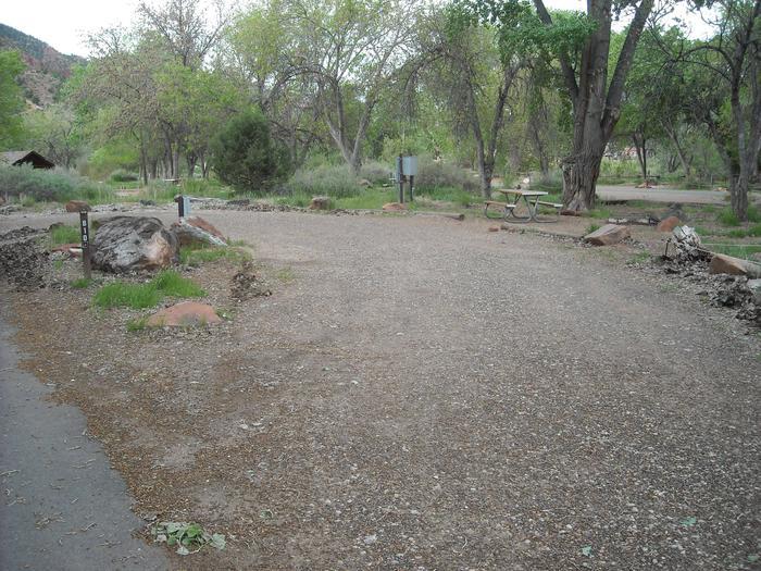 Campsite area 2B10