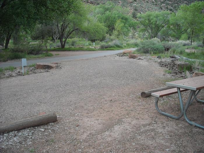 Campsite area 3B10