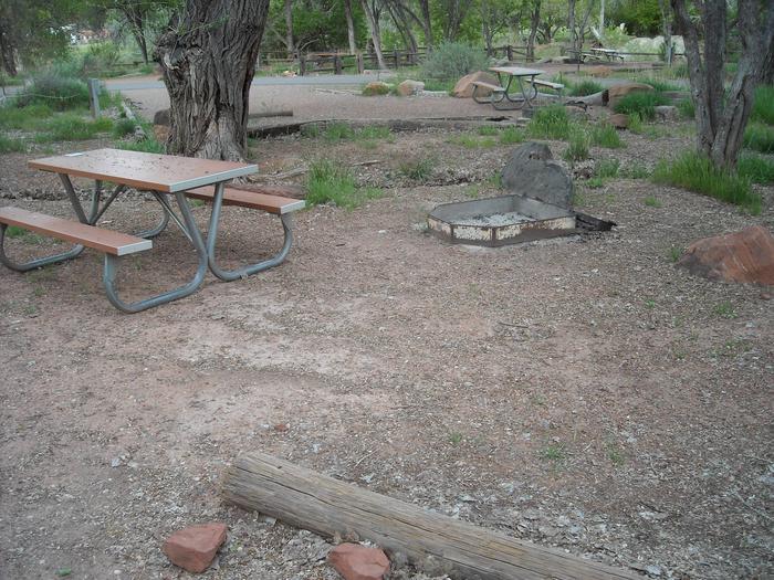 Campsite area 4B10