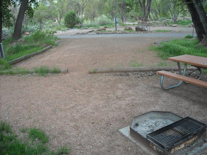 Campsite area 2B11
