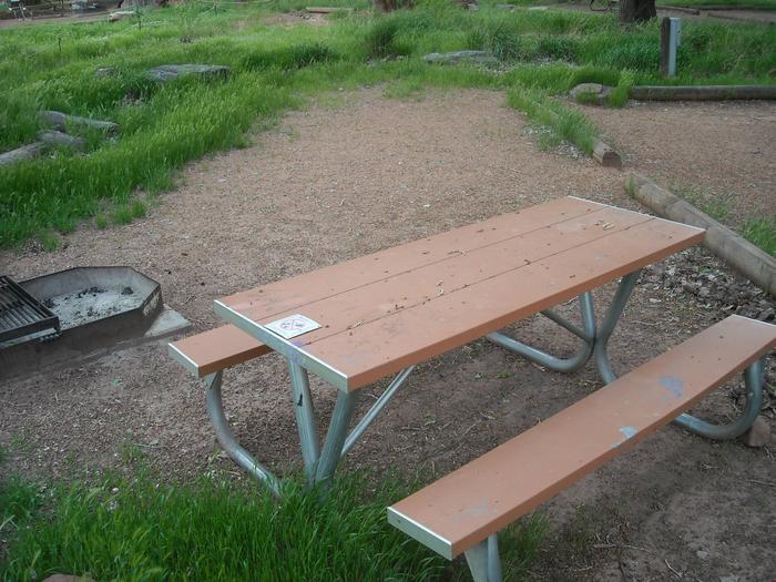 Campsite area 3B11