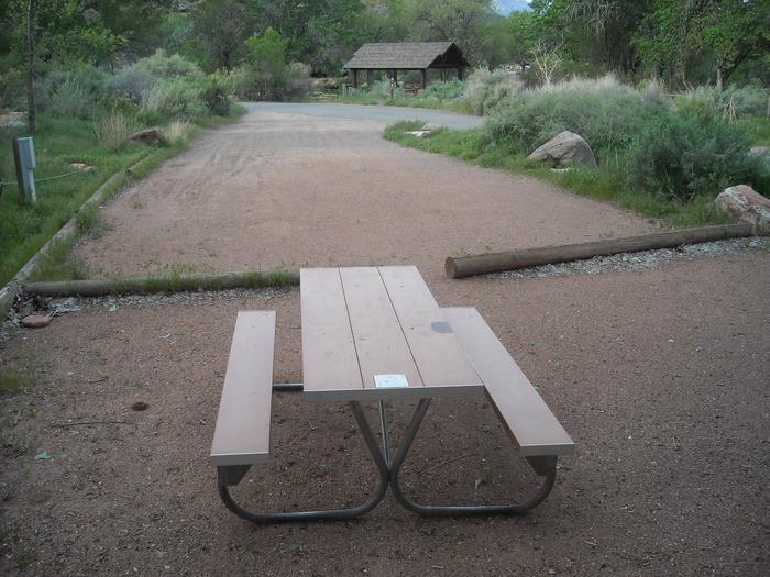 Campsite area 3B13