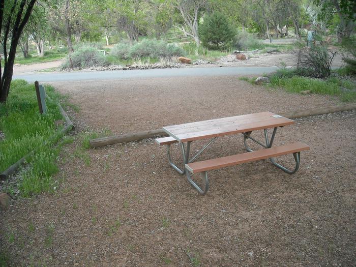 Campsite area 4B12