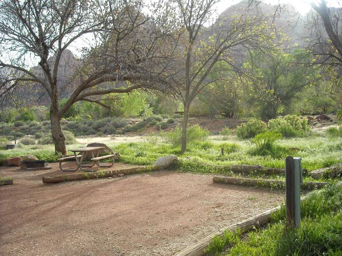 Campsite area 2B28