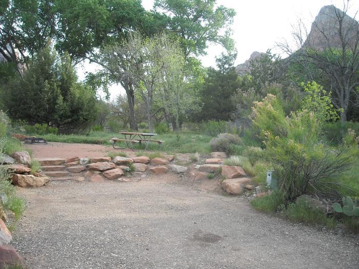 Campsite area 2B15