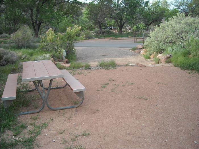 Campsite area 4B15