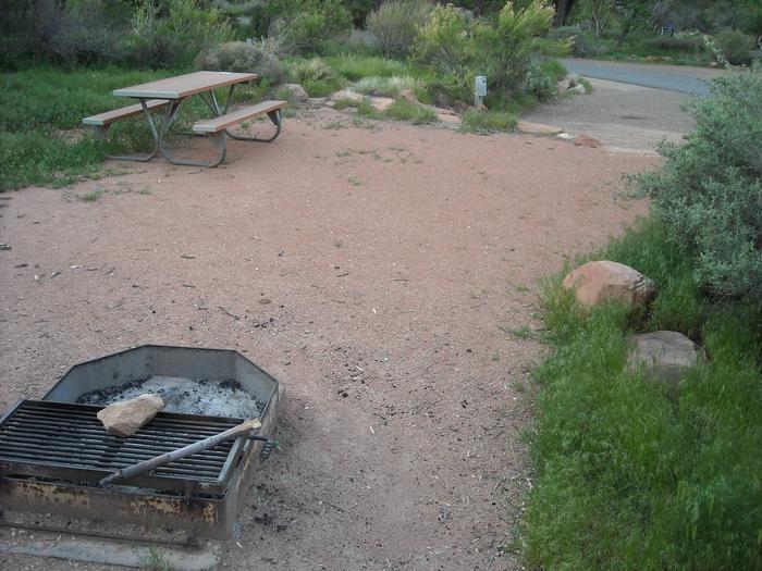 Campsite area 3B15