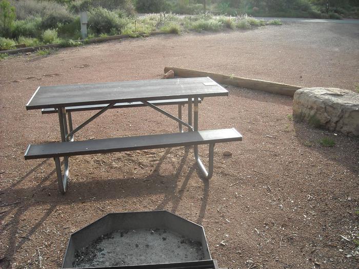 Campsite area 3B16