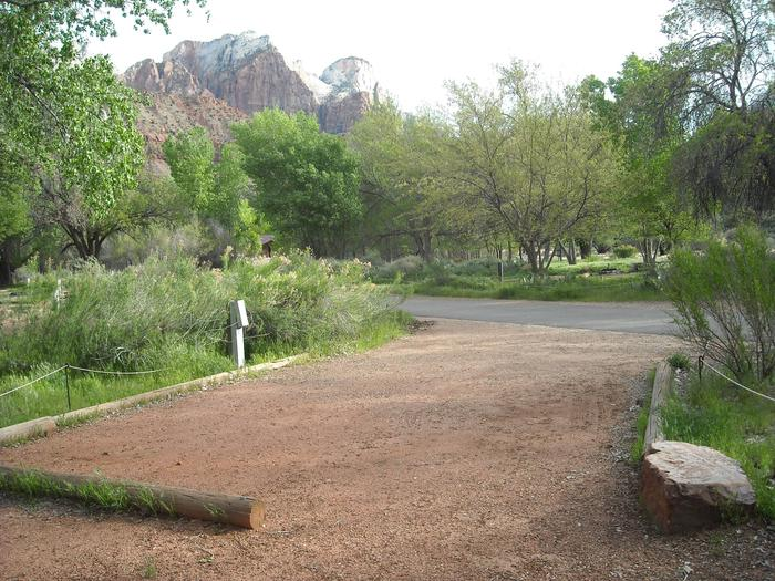 Campsite area 1B27