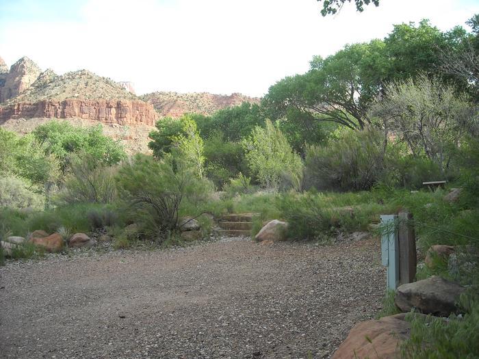 Campsite area 4B17
