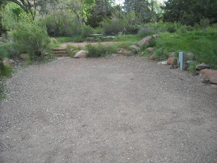 Campsite area 3B17