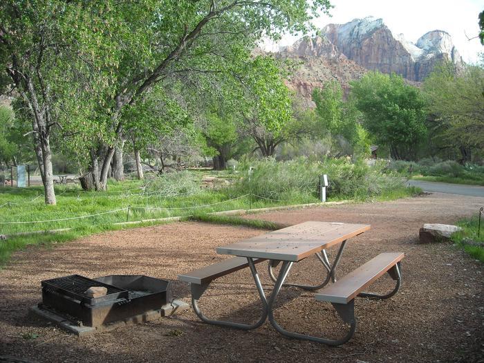 Campsite area 2B27
