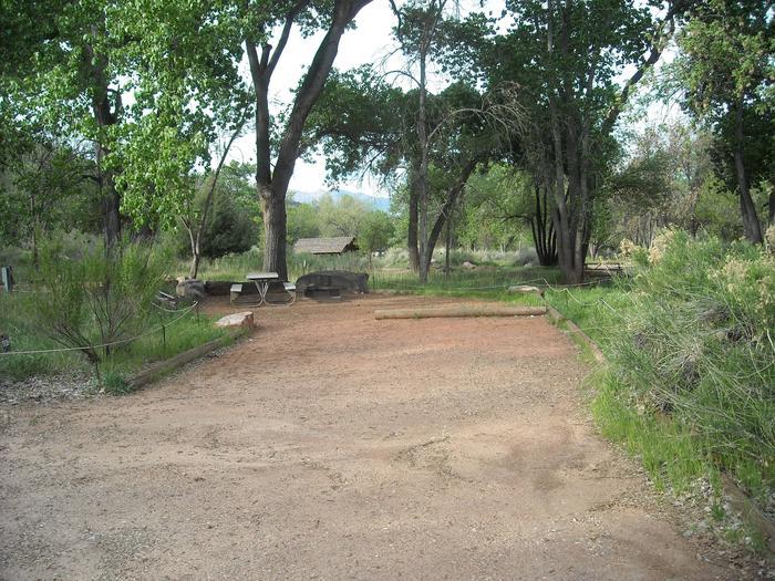 Campsite area 3B27