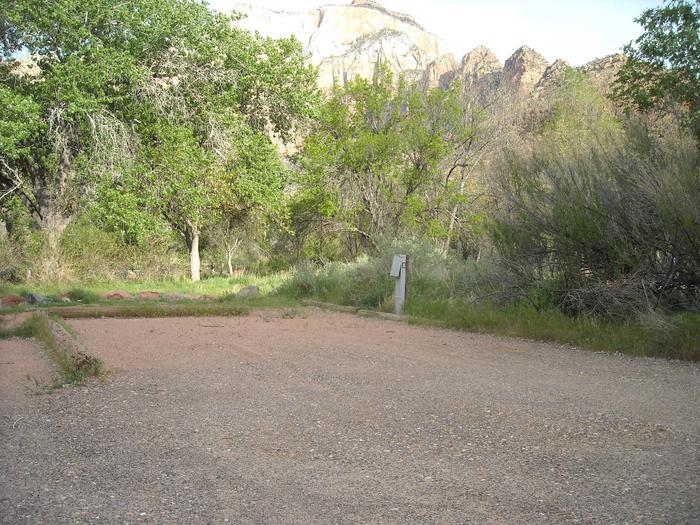 Campsite area 4B18a
