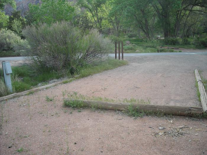 Campsite area 3B18a