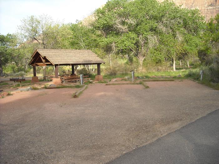 Campsite area 2B18a