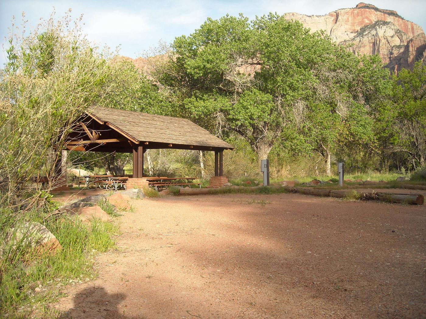 Campsite area 2B18c