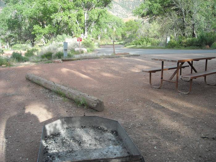 Campsite area 4B19