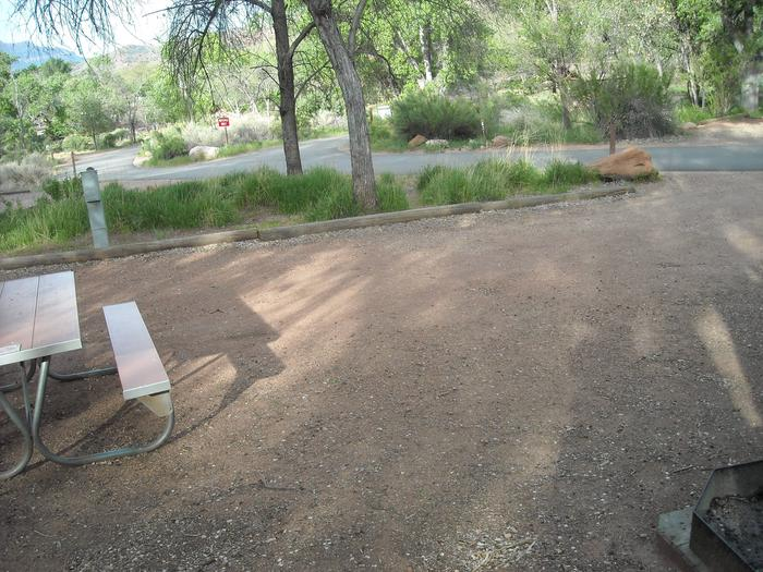 Campsite area 3B20