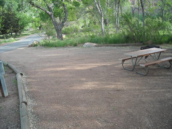 Campsite area 2B20