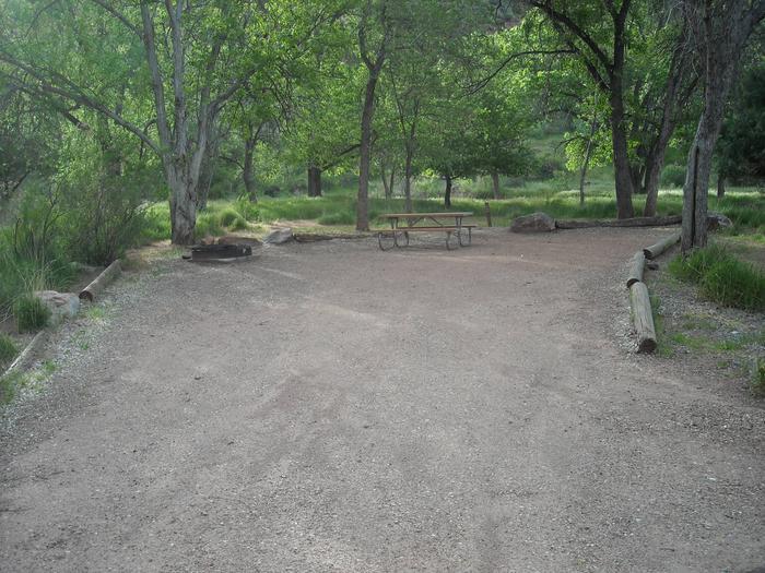 Campsite area 4B20
