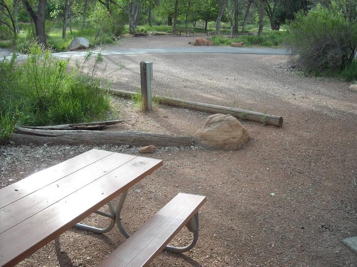 Campsite area 3B21