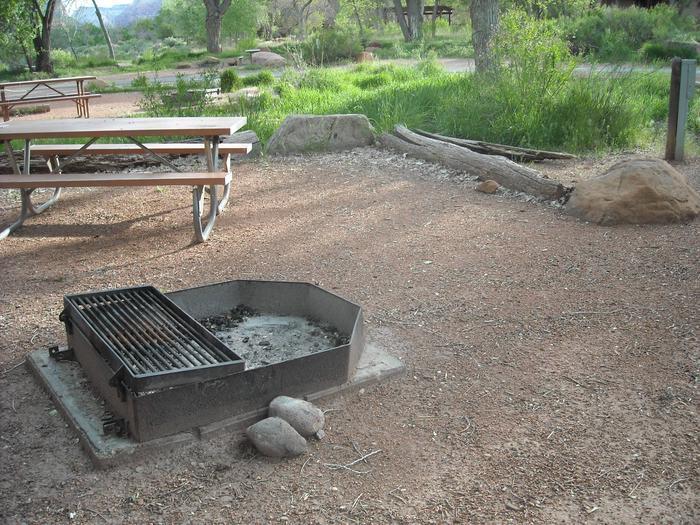 Campsite area 4B21