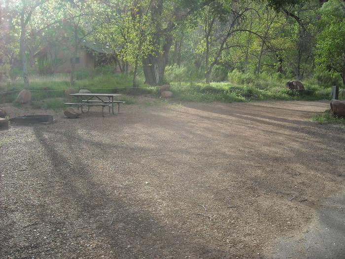 Campsite area 2B22
