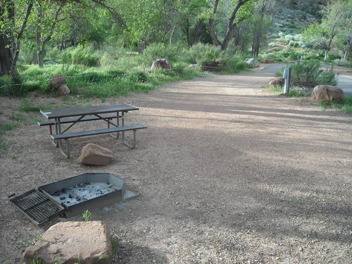 Campsite area 4B22