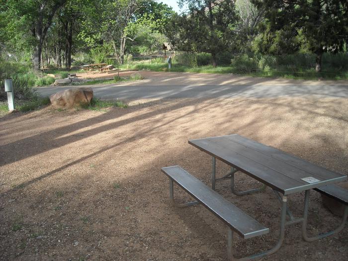 Campsite area 3B22