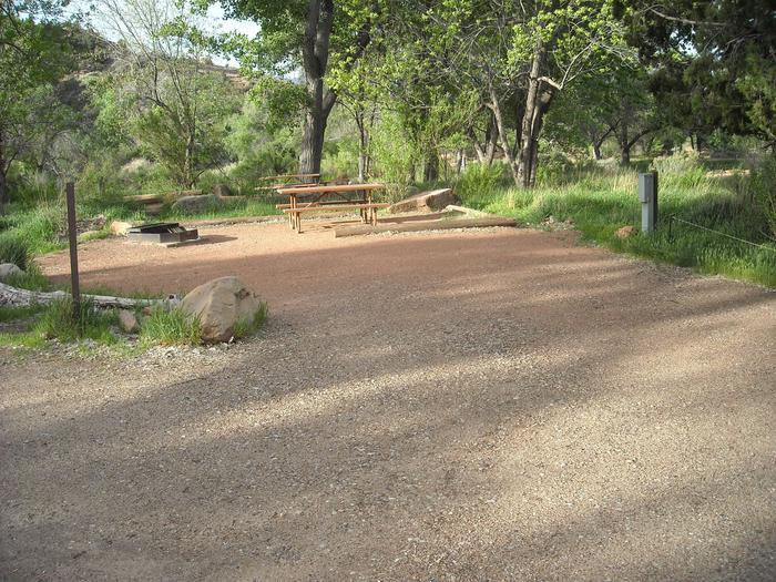 Campsite area 3B23